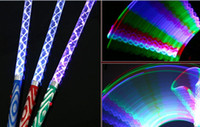 Wholesale New Popular LED Cheer Glow Sticks Colorful Changed Flash Wand For Kids Toys Christmas Concert Birthday Party Supplies