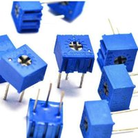 Wholesale 10Pcs P P K ohm High Precision Variable Resistor Potentiometer Hot Sale order lt no tracking