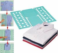 Wholesale In stock Adult Magic Clothes Folder Flip T Shirts Fold Best Gift For The Lazy Fellow