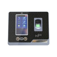 Wholesale Face recognition employee attendance wifi time attendance system