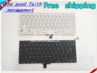 Wholesale NEW FOR Macbook Unibody A1278 France Keyboard