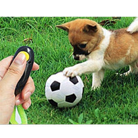 Wholesale New Arrivals Pet Supplies Dog Cat Puppy Click Clicker Training Obedience Trainer Aid Tools Plastic Mixed Colors MD4