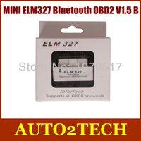 Wholesale good MINI ELM327 Bluetooth OBD2 V1 B MINI ELM327 obd2 mini elm327 V1 B