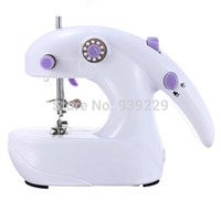 beginner sewing machines - Mini Portable Craft Electric Clothes Needle Sewing Machine For Kid Beginner New
