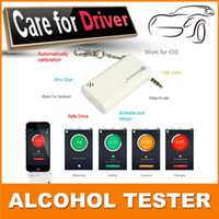 alcohol products - GREENWON New Popular Product Alcohol Tester iBreathalyzer Mini I998 For Safe Life