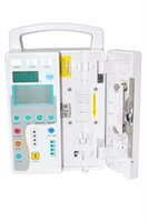 Wholesale CE FDA LCD Medical KVO Infusion Pump Peristaltic finger Applicable IV Set IP