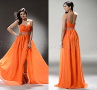 Related Keywords & Suggestions for Bright Orange Prom Dresses