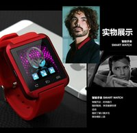 Wholesale 2015 U8 Smart Watch Bluetooth Phone Mate Smartwatch U Watch Wrist for Android for S S for S4 S5 Note Note