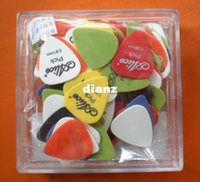 Wholesale New Bass Guitar Picks Alice Multi Smooth ABS Custom Acoustic Electric Guitarra Plectrums Accessories Musical Instrument Puas