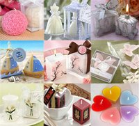 Cheap wedding party candle Best creaive art candles 2016