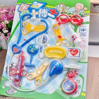 Wholesale Toys Medical Doctor Doctor toy play house toys early education for kids