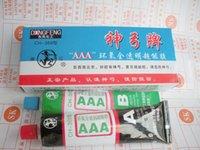 Revisiones Super pegamento-Aaa adhesivo epoxi transparente llena pegamento 80
