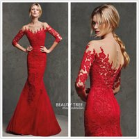 Cheap mermaid evening dress Best long evening dresses