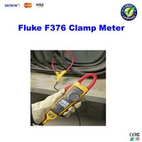 Cheap Free shipping!! Fluke F376 AC-DC True RMS clamp meter