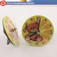 best badge materials - the best sale MM Clock materials MM button badge materials DIY Clock for Factory best sale