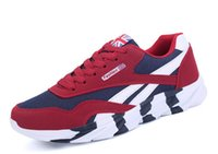 Wholesale Spring autumn men Sneakers men trainers sneakers shoes sport Running shoes breathable sneakers sport shoes