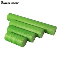 Wholesale yoga block cm Foam Roller With Massage To relax Floating Point Yoga Column for