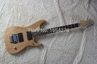 Wholesale new TOP quality warriors N4 interchange Nuno Betancourt electric guitar matte log color