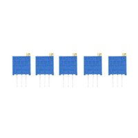 Wholesale 5pcs Potentiometer Assorted Variable Resistor Resistive W values Brand New