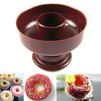 bakery supply - Donut Maker Cutter Mold Fondant Cake Bread Desserts Bakery Mould DIY Cooking Tools New Cookies Cutter Kitchen Supplies