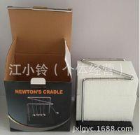 art logistics - Manufacturers selling home decoration crafts ornaments Newton s cradle logistics balance hot sale