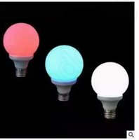 Wholesale new Mentalist Light Bulb Color Magic Trick Magnet Control Color Changing Magnet Ring KKA19