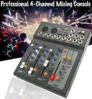 Wholesale Professional Channel V Power Karaoke Studio Microphone Audio Mixer USB Digital Processor Sound Effect Console KTV DJ Mixer