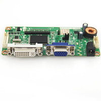 Wholesale inch For B141EW04 V QD14TL02 LCD Controller Board VGA DVI