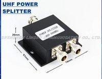 Wholesale N female UHF power splitter