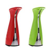 Wholesale 177ml Automatic Soap Dispenser IR Sensor with LED Indicator Liquid Hand Free Sanitizer Bottle Bathroom Accessories