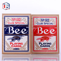 bee playing cards - Hot Sale High Quality Original BEE NO Bees Poker Mgiac Playing Card Mgaic Deck Props