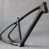 Wholesale Disc Brake New ER inch UD Matt Carbon Mountain Bike Frame BB30 Hanger