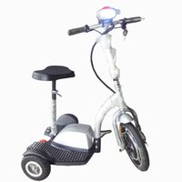 Wholesale Best quality Wheels Electric Tricycle zappy scooter Mobility Bike Bicycle brushless motor for the old disabled handicapped person