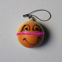 send - Unique Delicious Bread Widgets With Smile Face Car Pendant Child Interesting Toys US items will be randomly sent