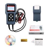 accuracy systems - auto digital battery system tester MST8000 high accuracy for V V with color LED display printer multi language