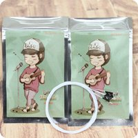 Wholesale High Quality set pc Bulk Nylon String Small Colored Guitar Strings Ukulele Strings Wholesales Z00367