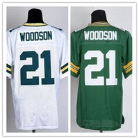 packer jersey - Packers Charles Woodson Jersey Authentic Elite American Football Jerseys Embroidery Logo Mix Order