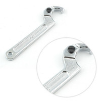 adjustable hook spanner - mm Chrome Vanadium Adjustable Hook Wrench C Spanner Tool Promotion