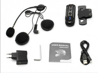 Wholesale full duplex fm Bluetooth Interphone for motor