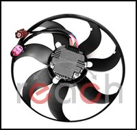 audi cooling fan - car New Driver Left Engine Cooling Fan For Audi A3 TT Volkswagen CC Jetta GTI Passat order lt no track