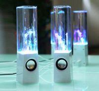 Cheap water-drop speaker Best speaker with LED light