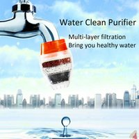 Wholesale Lowest Price Carbon Home Household Kitchen Mini Faucet Tap Water Clean Purifier Filter Filtration Cartridge Size