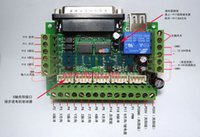 ac motor - MACH3 Interface Board CNC Axis With Optocoupler Adapter Stepper Motor Driver MACH3 USB