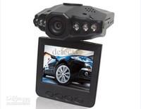 Wholesale High quality Car Dash cams Car DVR recorder camera system black box H198 night version Video Recorder dash Camera IR LED free DHL