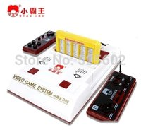 Wholesale 2015Updated version Super game machine super D99 tv game console video game console player games card in