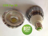 Wholesale NO radiation High efficient E27 W W W LED Spotlight led lighting led bulbs led par lamp Indoor soft light