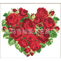 Wholesale diy diamond painting embroidery cross stitch kits square Inlaid decorativeThe new high end creative th