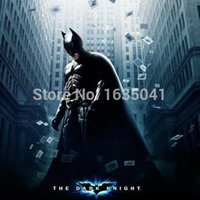 Wholesale Scary Mask Deluxe - fedex Free shipping 10pcs hot Latex Scary mask Costume Halloween Deluxe Batman Party masks One hundred percent high quality 0409bbaa