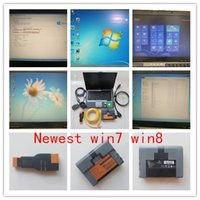 Wholesale 2014 for bmw icom diagnostic tools for bmw icom a2 b c software Expert Mode ISTA D ISTA P d630 laptop ready to work