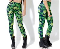 cannabis - Hot Women Galaxy Leggings Black Milk Leggings Plus Size Woah Dude Pants Leggings Cannabis Weed Leaf Leggings Yoga pant